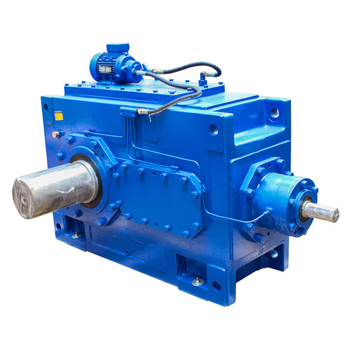 BC series right angle shaft heavy duty industrial gear unit
