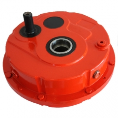 XGC series shaft mounted helical gearbox